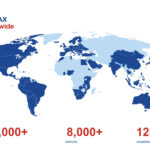 RE/MAX is the largest real estate brand and network in the world. With over 130,000 agents of over 8,000 offices found in over 120 countries worldwide.